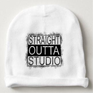 Straight outta STUDIO Baby Beanie