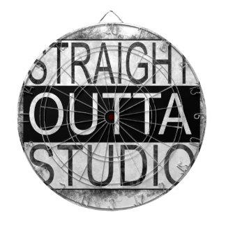 Straight outta STUDIO Dartboard