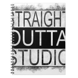 Straight outta STUDIO Notebook