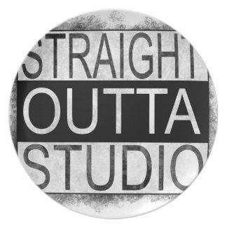 Straight outta STUDIO Plate