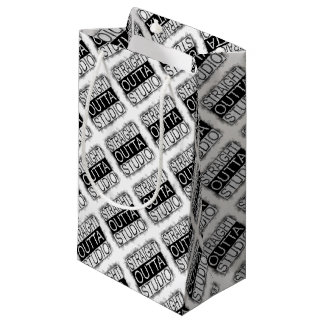 Straight outta STUDIO Small Gift Bag