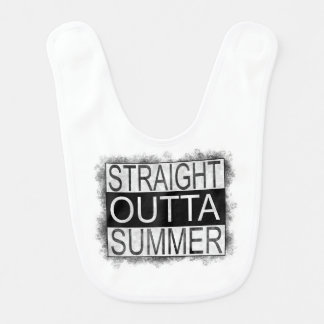 Straight outta SUMMER Bib