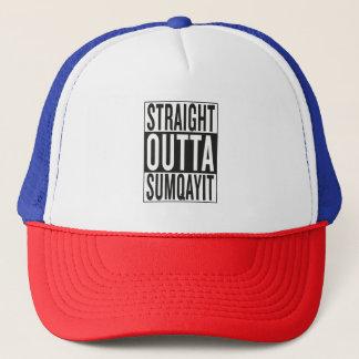 straight outta Sumqayit Trucker Hat