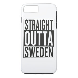 straight outta Sweden iPhone 7 Plus Case
