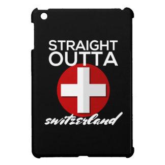 STRAIGHT OUTTA SWITZERLAND COVER FOR THE iPad MINI