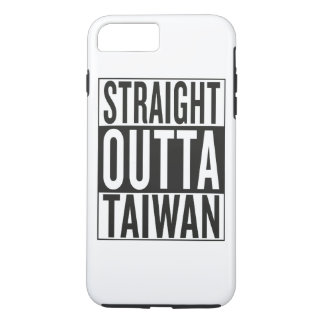 straight outta Taiwan iPhone 7 Plus Case