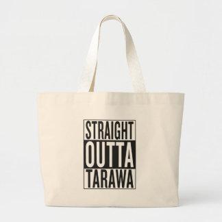 straight outta Tarawa Large Tote Bag