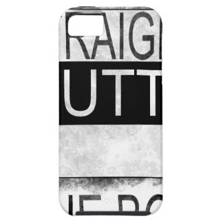 Straight outta the box iPhone 5 case