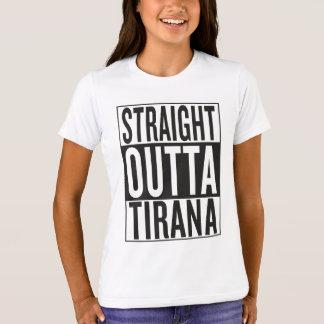 straight outta Tirana T-Shirt
