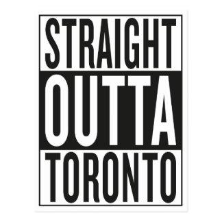 straight outta Toronto Postcard