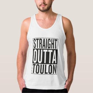 straight outta Toulon Tank Top