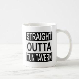 Straight Outta Tun Tavern Coffee Mug