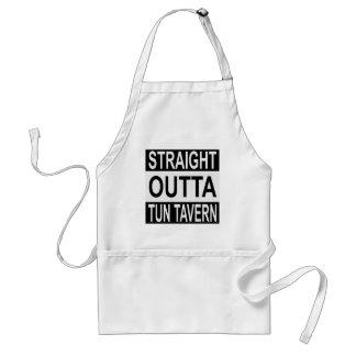 Straight Outta Tun Tavern Standard Apron