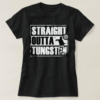 Straight Outta Tungsten Darts Shirt