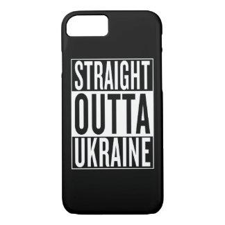 straight outta Ukraine iPhone 7 Case