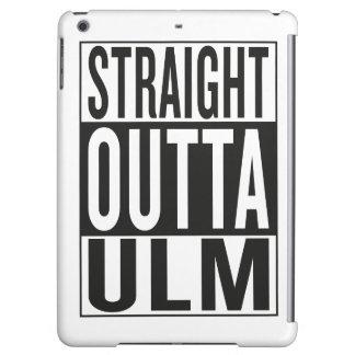 straight outta Ulm iPad Air Case