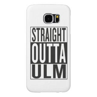 straight outta Ulm Samsung Galaxy S6 Cases