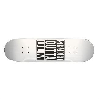 straight outta Ulm Skateboard