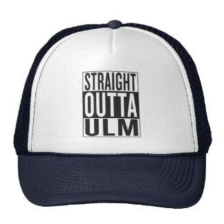 straight outta Ulm Trucker Hat