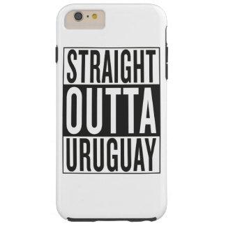 straight outta Uruguay Tough iPhone 6 Plus Case