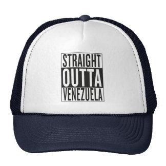 straight outta Venezuela Trucker Hat