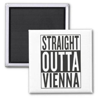 straight outta Vienna Square Magnet