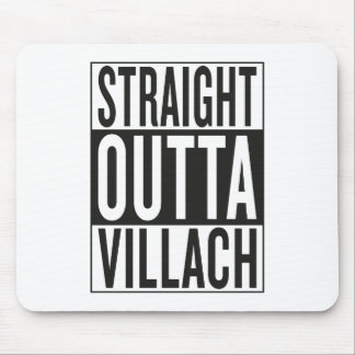 straight outta Villach Mouse Pad