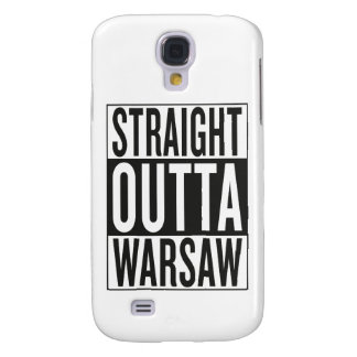 straight outta Warsaw