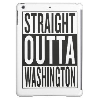 straight outta Washington iPad Air Case