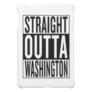 straight outta Washington iPad Mini Covers