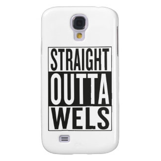 straight outta Wels