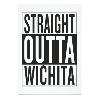 straight outta Wichita Card