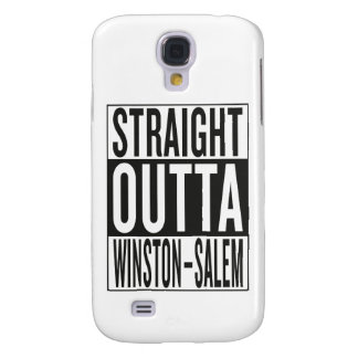 straight outta Winston–Salem