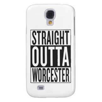 straight outta Worcester