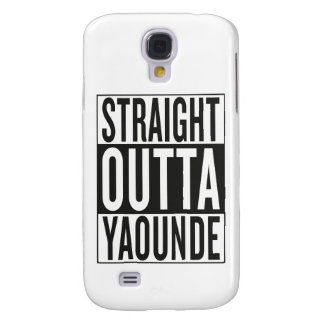 straight outta Yaounde