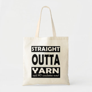 Straight Outta Yarn • Crafts / Your Text