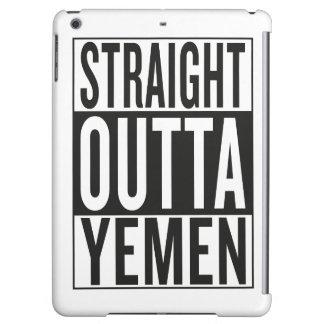 straight outta Yemen Case For iPad Air
