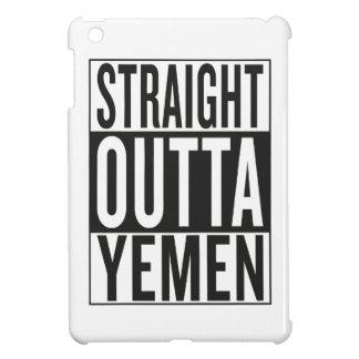 straight outta Yemen iPad Mini Cases