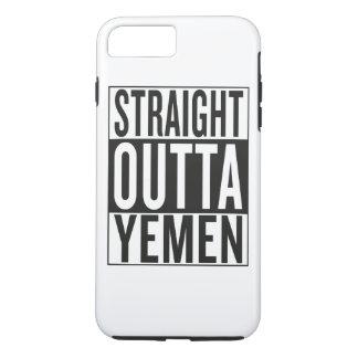straight outta Yemen iPhone 7 Plus Case