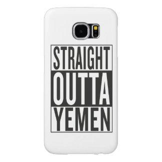 straight outta Yemen Samsung Galaxy S6 Cases