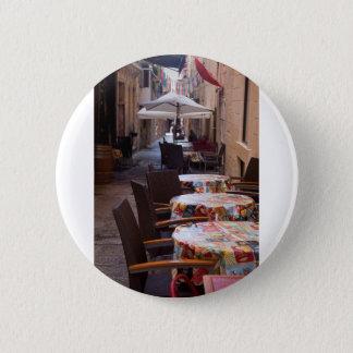 Strait Street 2 Inch Round Button