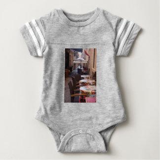 Strait Street Baby Bodysuit