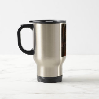 Stranded Polarbear Travel Mug