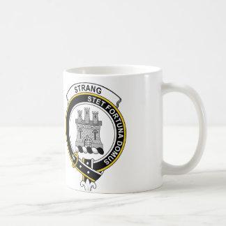 Strang Clan Badge Coffee Mug