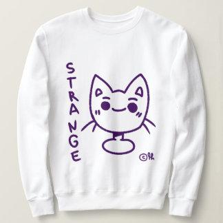 Strange Cat Sweatshirt