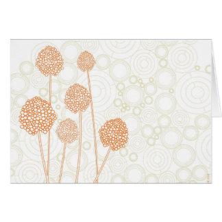 STRANGE FLOWERS Notecard No. 2