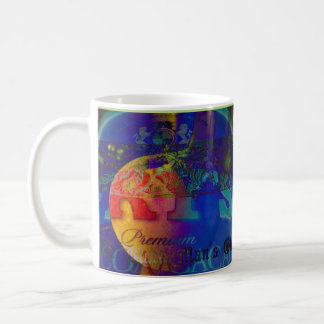 Strange Fruit Theme Coffee Mug