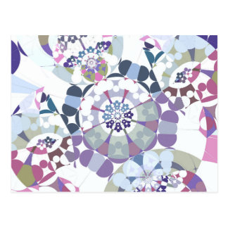 Strange Geometries (i) Postcard