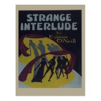 strange interlude postcard