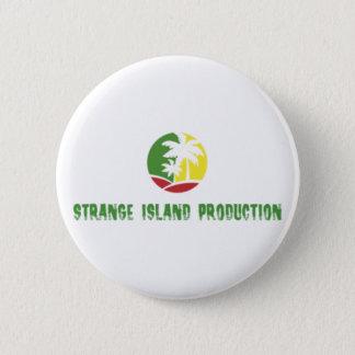 Strange Island Production Badge 2 Inch Round Button